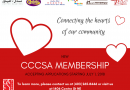 New CCCSA Membership